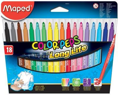 Maped Color´Peps Fixy 18 ks - 1
