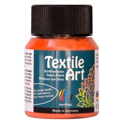 Textile Art 59 ml barva na tmavý textil - oranžová - 1