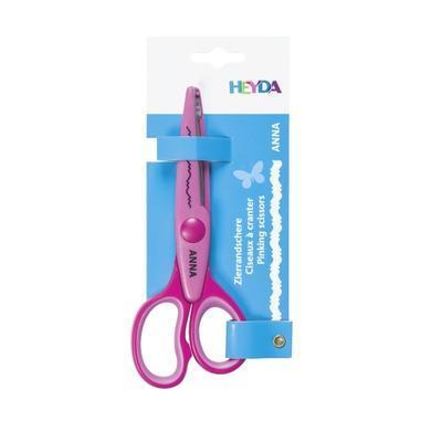HEYDA Ozdobné nůžky - motiv Anna - 1