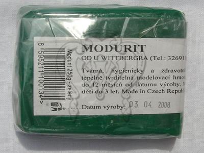 Modurit 250g - zelený
