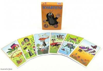 Karty - Kvarteto - Krtek 2