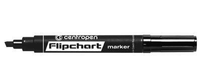 Popisovač CENTROPEN  Flipchart - černý