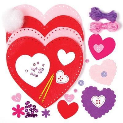 První šití - Srdce, 2 ks - 1