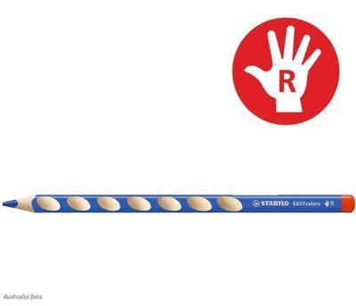 Stabilo EASYcolors 332/405 Pastelka pro praváky - ultramarínová modř - 1