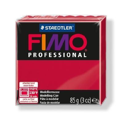 FIMO Professional  85 g - karmínová - 1