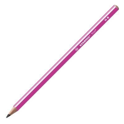 Stabilo Trio Grafitová tužka HB - růžová