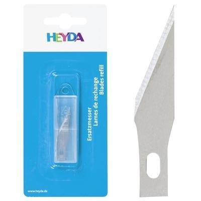 Sada výměnných čepelí pro kreativní nůž H4889573, 5ks