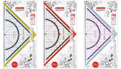 Trojúhelník My.Pen - 25 cm