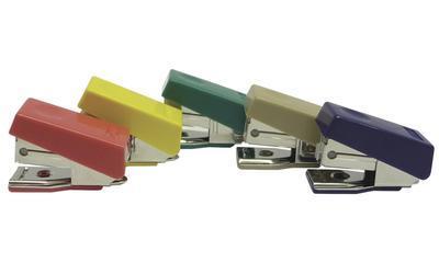 Sešívačka Raion M -10, 10 listů. mix barev