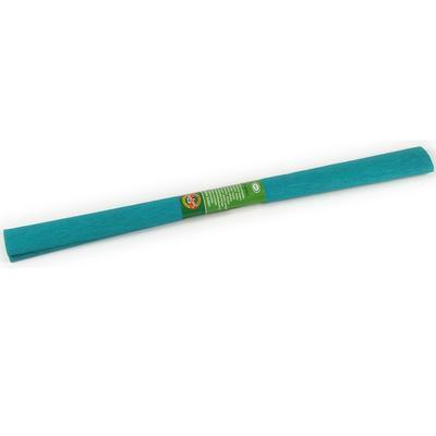 Krepový papír 35 - zelenomodrý