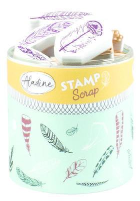 StampoScrap - Peříčka - 1
