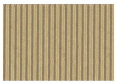 Karton vlnitý 50x70cm, 300g/m2 - chamois  - 1