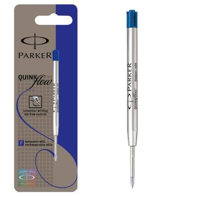 PARKER QuinkFlow Náplň do kuličkových per modrá - 0,8 mm