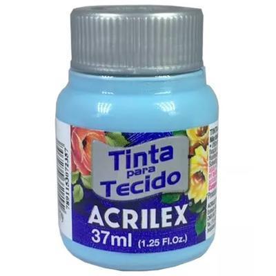 Acrilex Barva na textil 37ml - hortenzie modrá 579 - 1