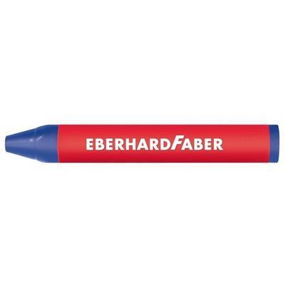 Voskovka Eberhard Faber - modrá střední