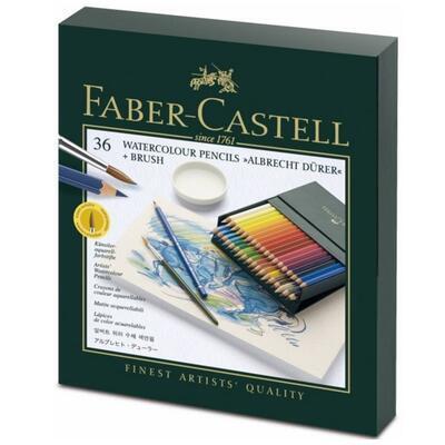 Faber-Castell Albrecht Dürer Akvarelové pastelky - Atelier Box 36 ks - 1