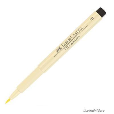 Faber-Castell PITT Artist Pen B - slonovinový č. 103 - 1