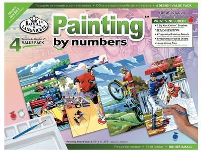 Malování podle čísel Junior Small Acryl - 1