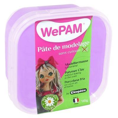 Modelovací hmota WePAM 145 g - levandulová