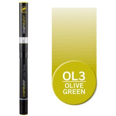 Chameleon Color Tones  Olive Green - OL3 - 1