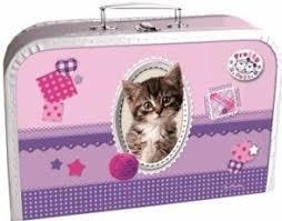 Kufřík dětský 35 cm - Pretty Pets  - 1