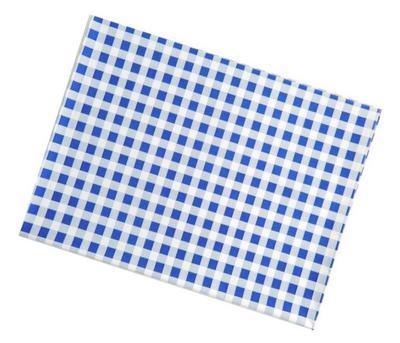 KOH-I-NOOR Ubrus na lavici 65x50 cm - modré kostky