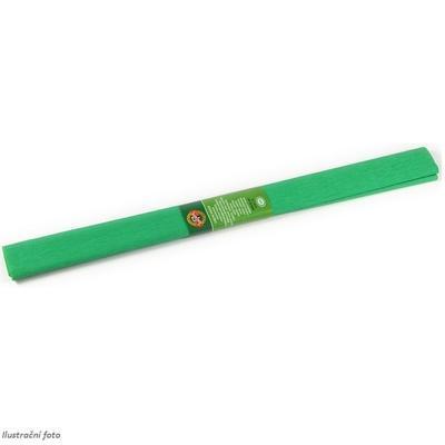 Koh-i-noor Krepový papír 9755/18 - zelený střední