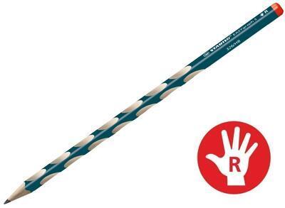 Stabilo EASYgraph S pro praváky 326/HB petrolejová - 1