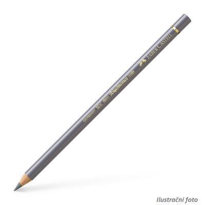 Faber-Castell Pastelka Polychromos - studená šedá IV. č. 233
