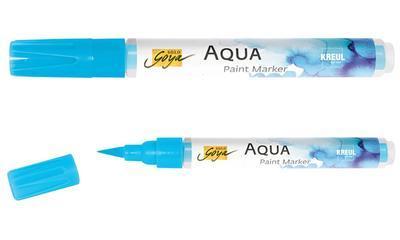 Aqua Marker SOLO GOYA - tyrkysová