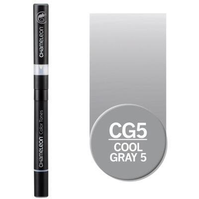 Chameleon Color Tones  Cool Grey 5 - CG5 - 1