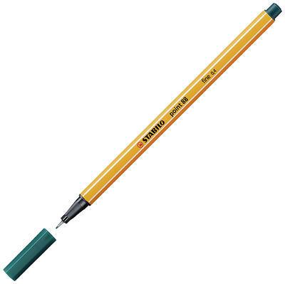 Stabilo point 88/53 - jedlově zelená - 0,4 mm - 1