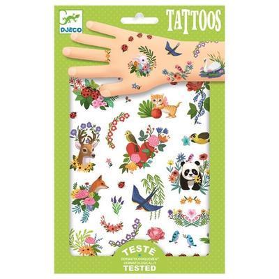 Djeco Tetování - Štastné jaro