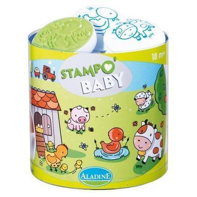 StampoBaby - Domácí zvířátka - 1