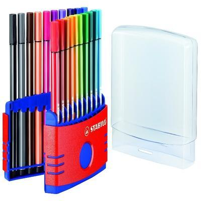 Stabilo Pen 6820-04  ColorParade Sada fixů 1 mm, 20 ks - 1