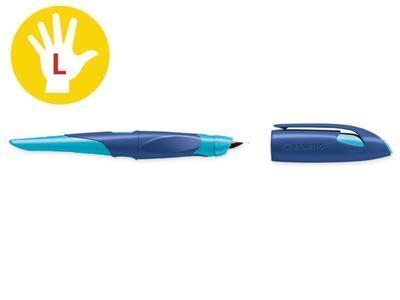 Stabilo EASYbirdy Pero pro leváky - půlnoční modrá/blankytná - 1