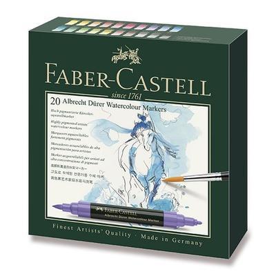 Faber-Castell Fixy Albrecht Dürer - 20ks - 1