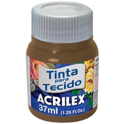 Acrilex Barva na textil 37ml - sepia 551 - 1