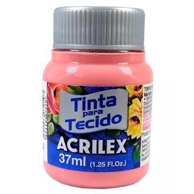 Acrilex Barva na textil 37ml - starorůžová 988 - 1