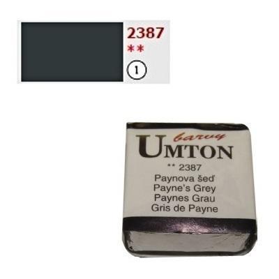 Akvarelová barva 2,6ml - Paynova šeď - 1