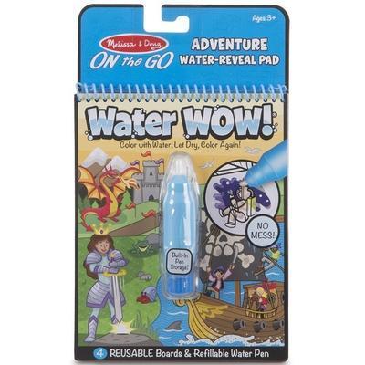 Kouzlení s vodou/omalovánky - Dobrodružství - 1