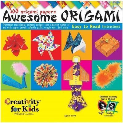 Kreativní sada Awesome Origami - 1