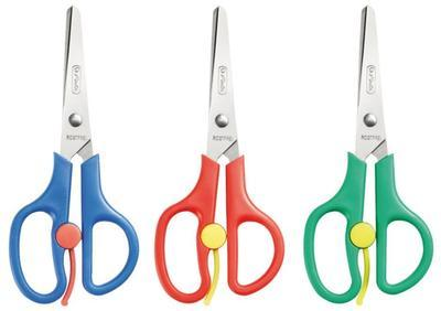 Nůžky pro leváky 13 cm  - 1