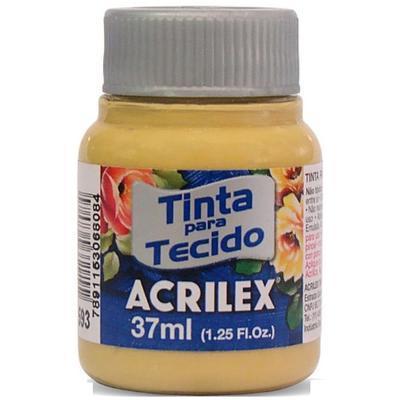 Acrilex Barva na textil 37ml - hořčice 593 - 1
