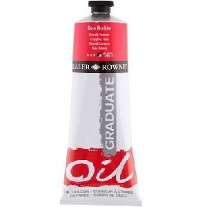 Daler & Rowney Graduate Oil 200 ml - rose madder 563 - 1