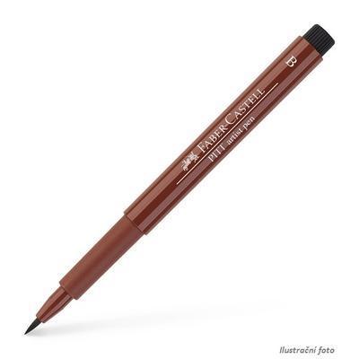 Faber-Castell PITT Artist Pen B - hnědý č. 169 - 1
