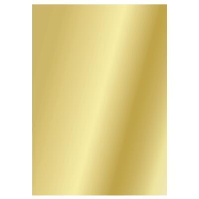 Fotokarton A4, 300 g/m2 - zlatý lesklý