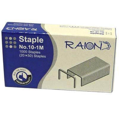 Drátky do sešívačky Raion, 20x50mm No.10