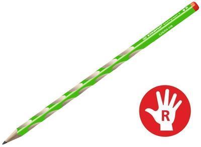 """Stabilo EASYgraph """"S"""" pro praváky 326/04-HB zelená"""