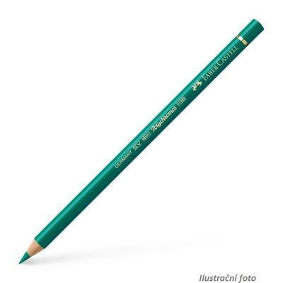 Faber-Castell Pastelka Polychromos - tyrkysová zeleň č. 161